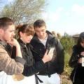 23 Mars 2012 : les 2P à la découverte du territoire local