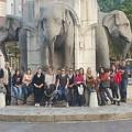 Mai 2012 : Déplacement de la délégation régionale à Chambéry au lycée Costa de Beauregard