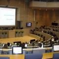 Déc 2012 : 10 élèves de 1Pro représentent les Buissonnets au Parlement Européen des Jeunes