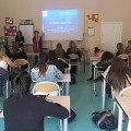Avril 2014 : une intervention du réseau de soins palliatifs pour les lycéen et les adultes