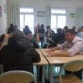 Avril 2014 : rencontre entre collégiens et chefs d'entreprise organisée par le MEDEF