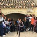 Sept 2017 : les 2Pro à la découverte du patrimoine du lycée