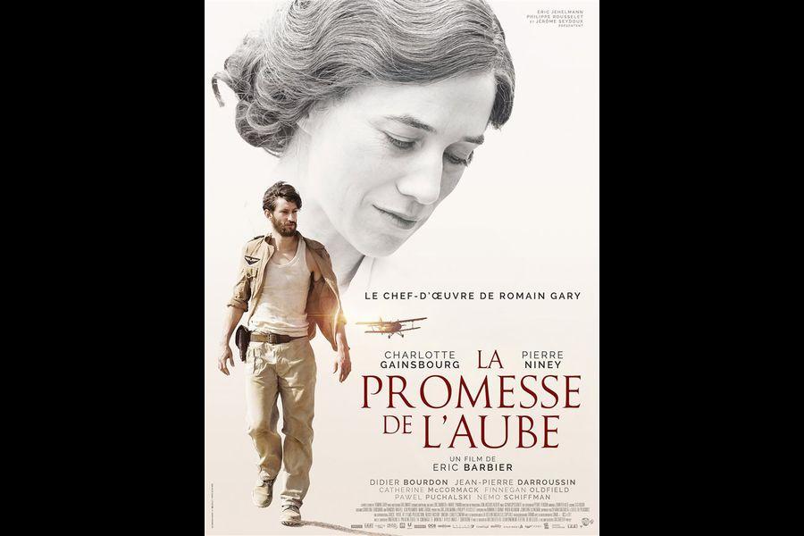 11 Janvier 2018 : les 2P vont voir «La promesse de l'aube» au cinéma