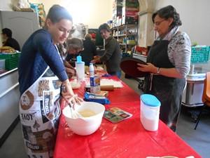 Un partenariat réussi avec les ateliers cuisine de l'épicerie solidaire de Capestang