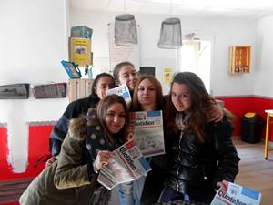 22 Mars 2018 : Journée de la Presse aux Buissonnets