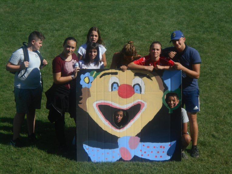 11 Septembre : c'est la journée d'intégration ! Tous au cirque !