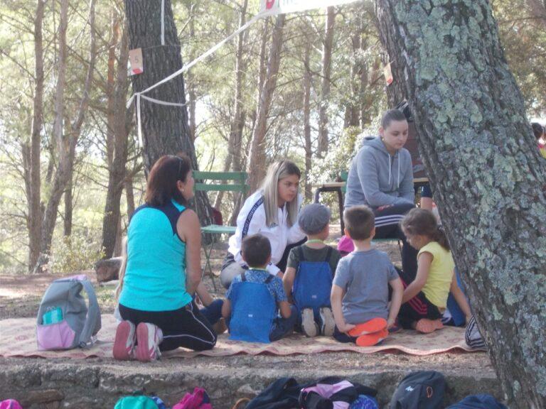Journée écocitoyenne organisée par l'association le  Lien vert