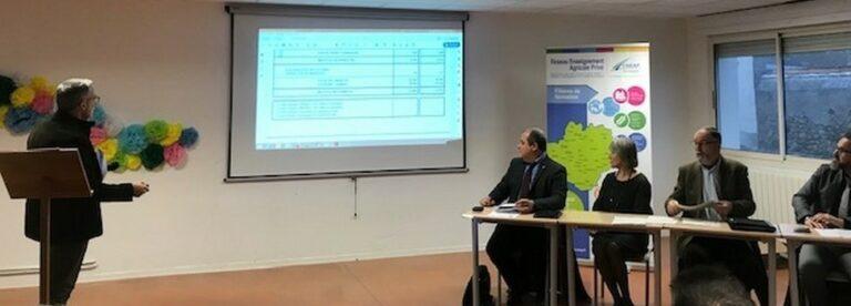 CAPESTANG : ASSEMBLEE GENERALE DES BUISSONNETS LE 16 JANVIER 2020