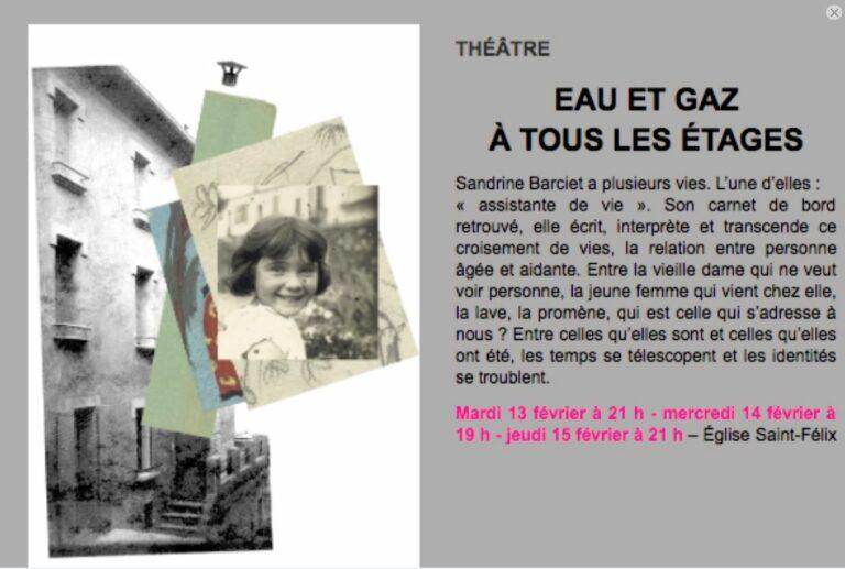 Read more about the article Eau et gaz à tous les étages !