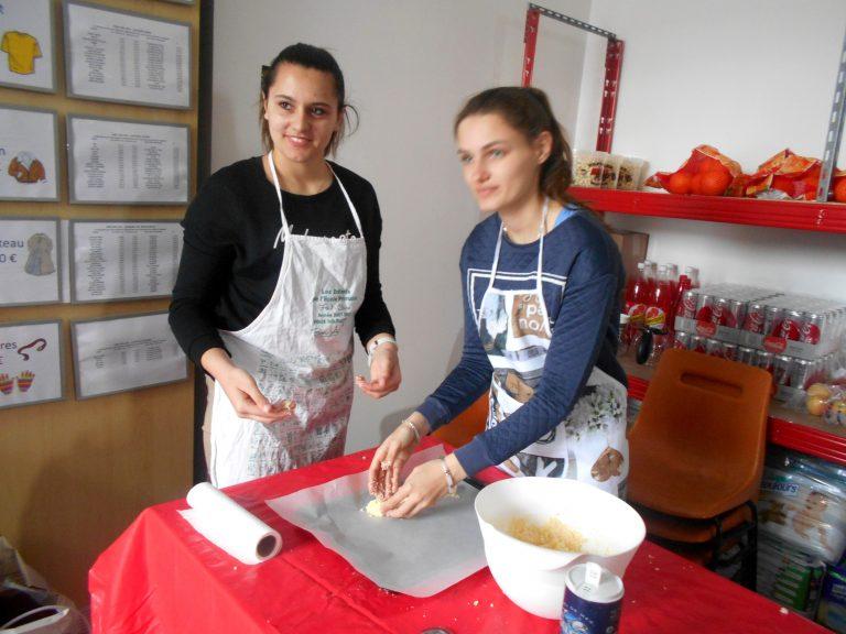 Read more about the article Un partenariat réussi avec les ateliers cuisine de l'épicerie solidaire de Capestang