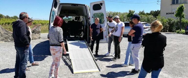 Read more about the article Une nouvelle formation de conducteur et accompagnateur