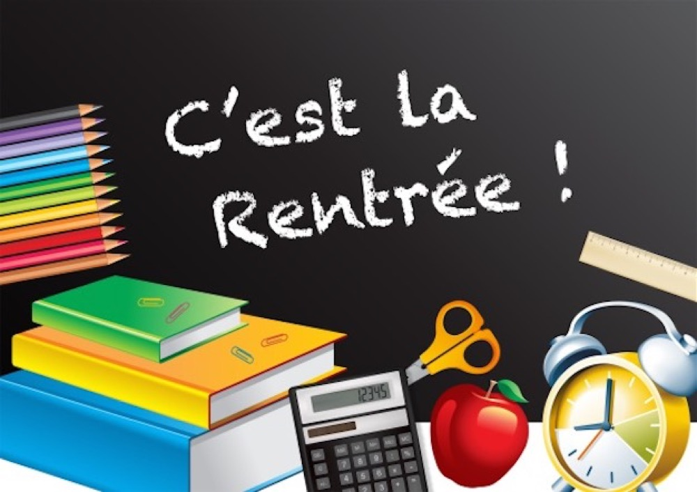 You are currently viewing Courriers de rentrée / Liste de fournitures scolaires