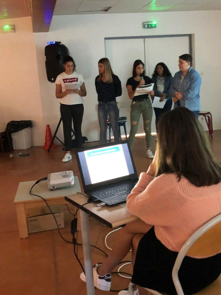 Read more about the article Matinée citoyenne au  LEAP les Buissonnets