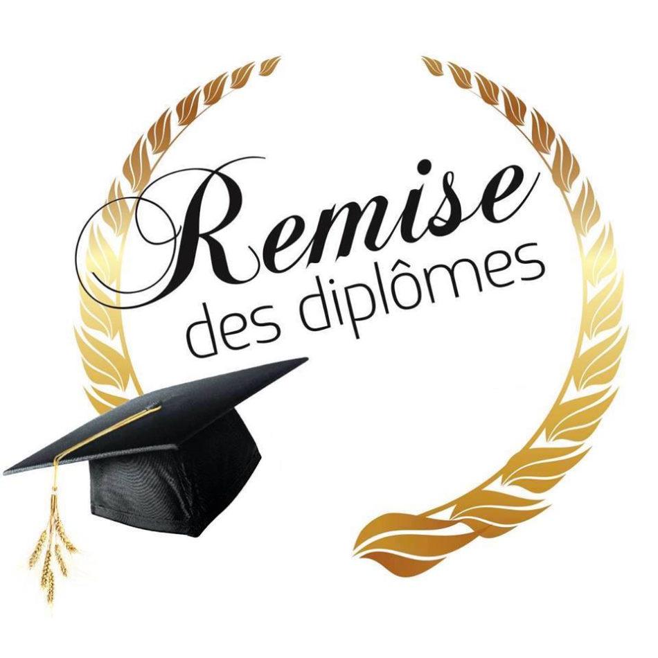 Read more about the article Remise des Diplômes au Buissonnets
