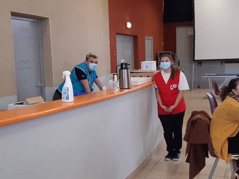 Les terminales répondent toujours présents lors des collectes de sang.