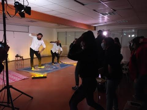 18 Mars 2021 : La compagnie Ars Anima offre une parenthèse culturelle aux élèves des Buissonnets